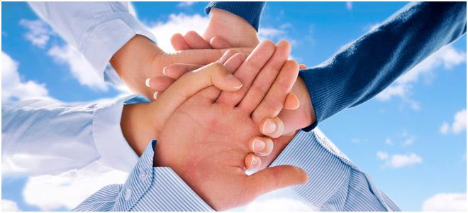 Samarbeid terapeutene i mellom 1