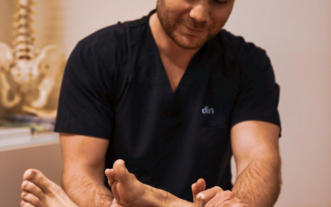 Plantar fascitt kiropraktor behandling