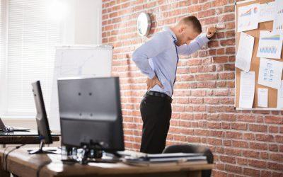 Hvordan forebygge ryggplager?