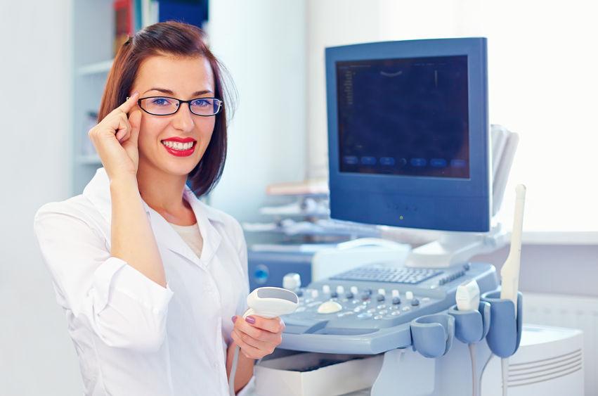 Undersøkelse med ultralyd