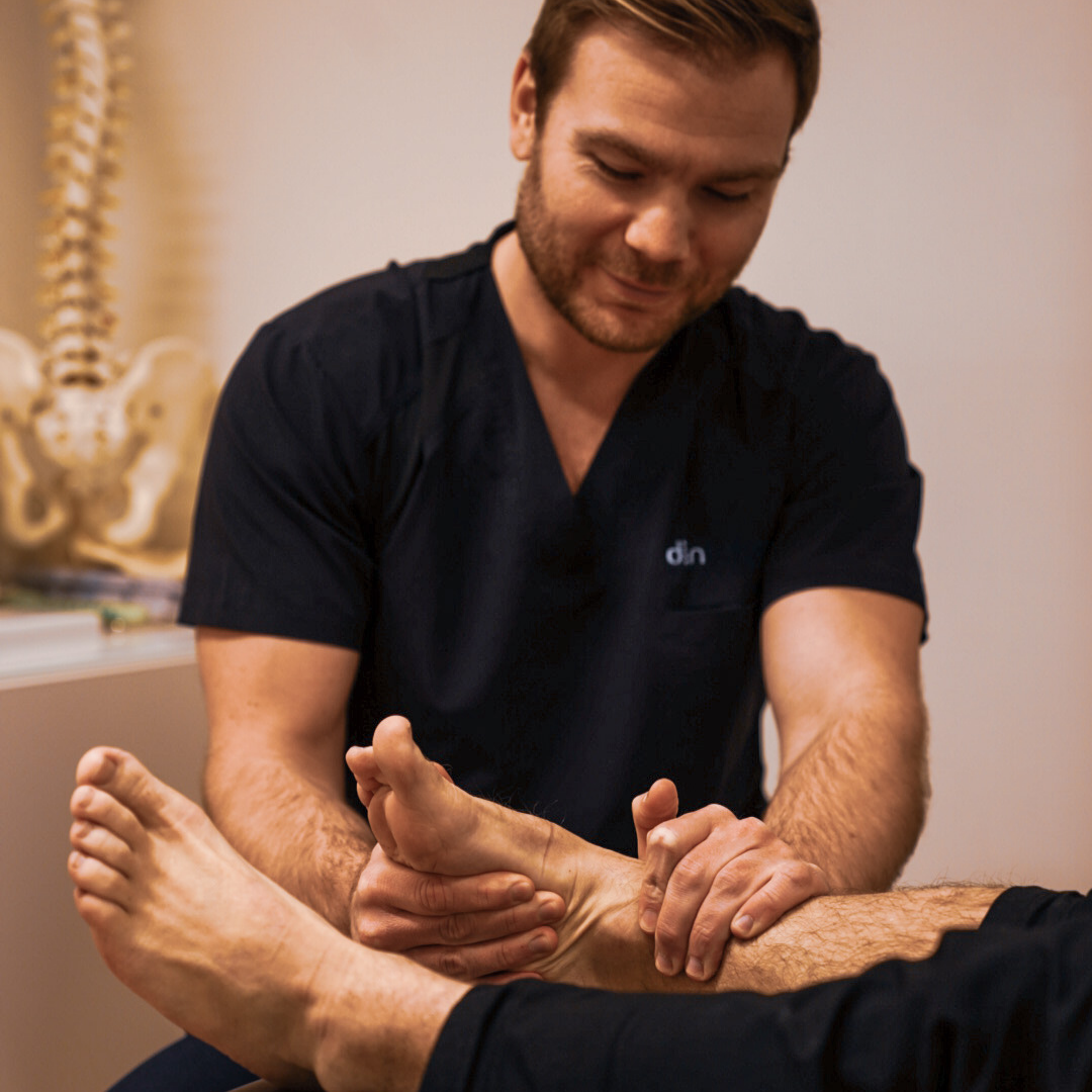 Smerter under foten
