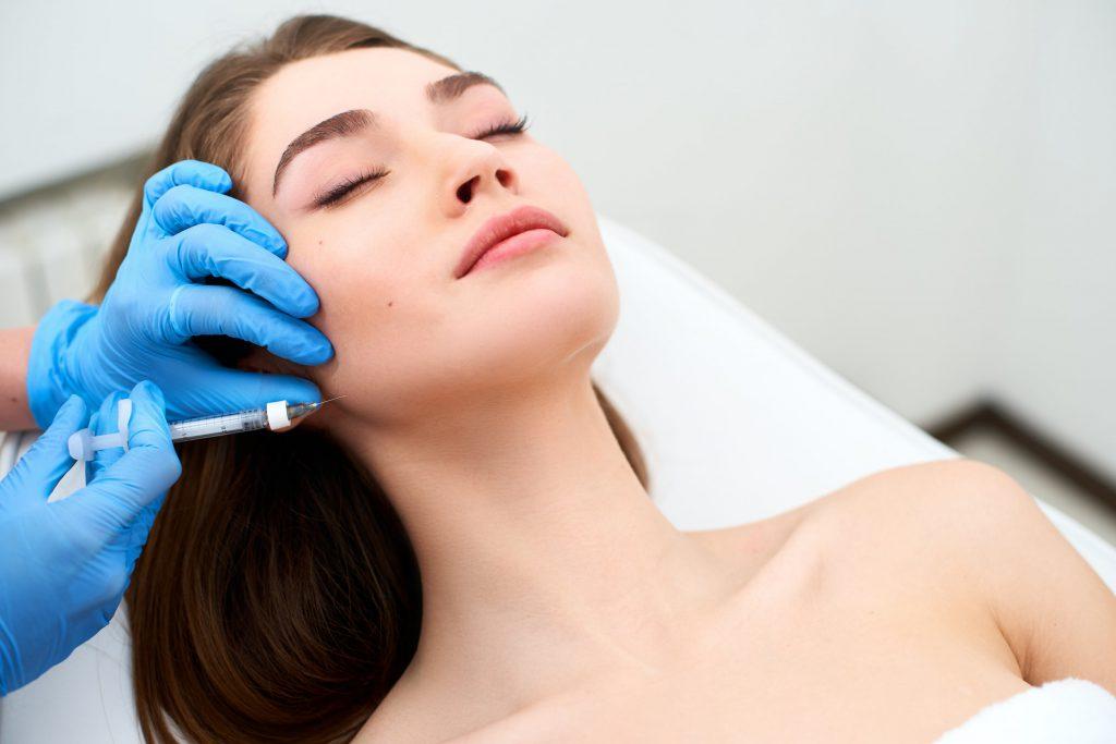Botoxbehandling av m.masseter den store tyggemuskelen